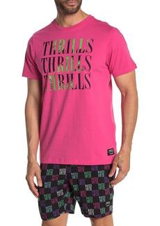 WESC Thrills Graphic T-Shirt