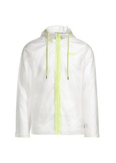 WESC Transparent Jacket