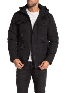 WESC Weather Resistant Utility Jacket
