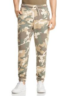 WeSC Baker Camouflage Jogger Sweatpants