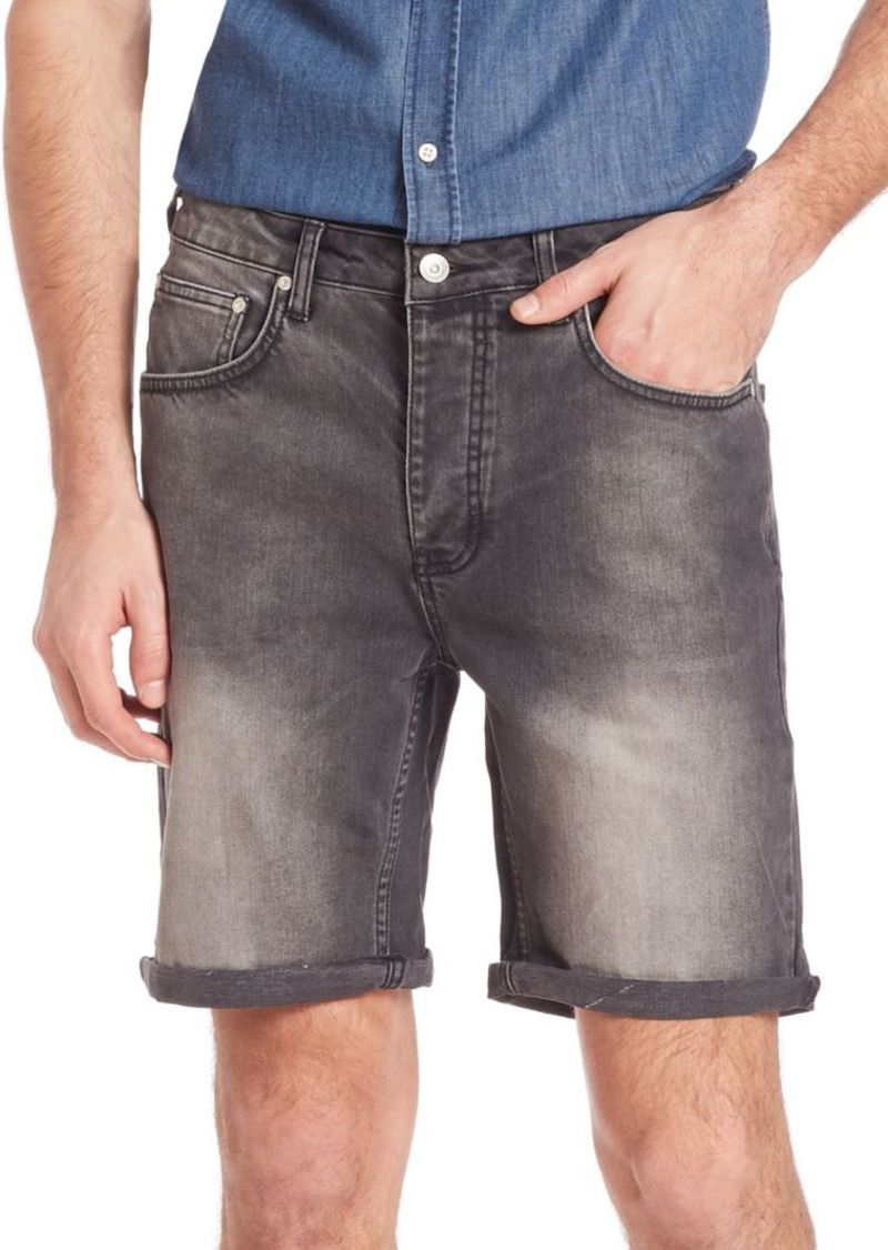 WeSC Conway Five-Pocket Jean Shorts