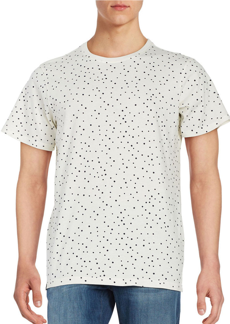 WESC Dotted Cotton Tee