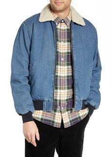 WeSC Lumber Denim Jacket