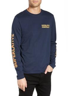 WeSC Makai Superlative Conspiracy Long Sleeve T-Shirt