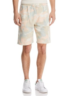 WeSC Marty Camouflage Sweat Shorts