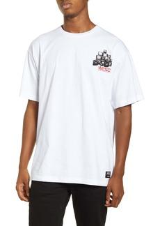 WeSC Mason Media Junkie Graphic T-Shirt