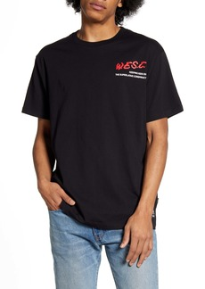 WeSC Mason W.E.S.C. Graphic T-Shirt