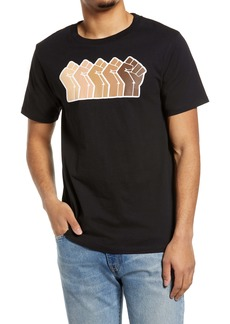 WeSC Max Be Open Graphic Tee