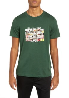 WeSC Max More Love Graphic T-Shirt
