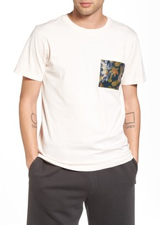 WeSC Maxwell Pineapple Pocket T-Shirt