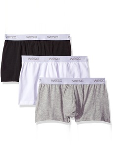 WeSC Men's 3-Pack Knit Boxer Brief