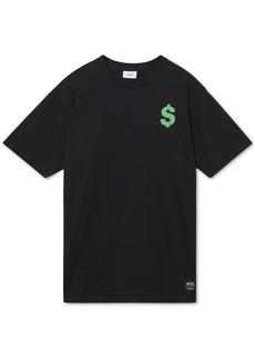 WeSC Men's Money Graphic T-Shirt