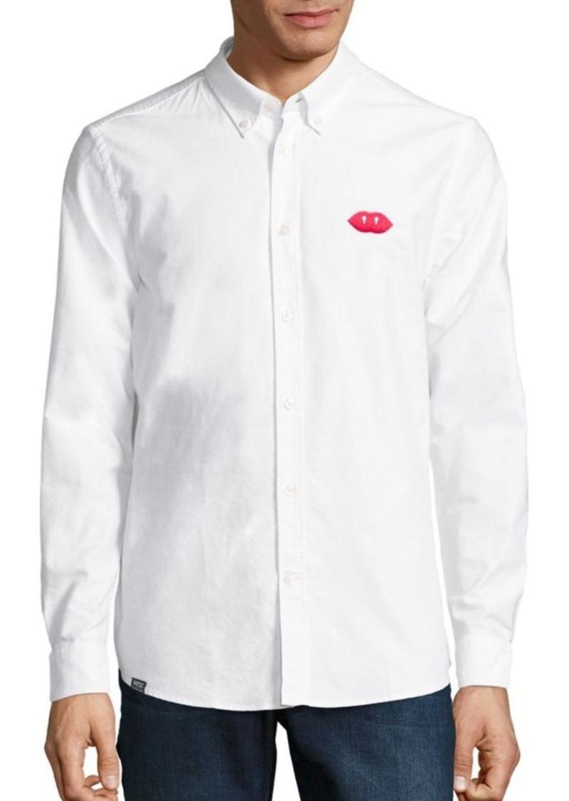 WeSC Ogen Relaxed-Fit Shirt