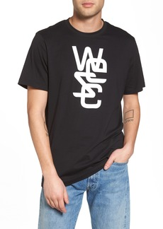 WeSC Overlay Logo Graphic T-Shirt