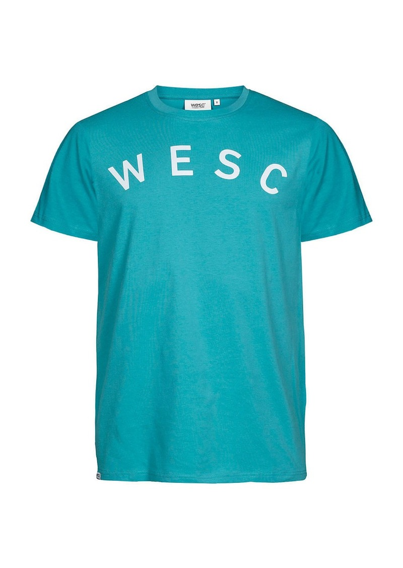 WESC Relaxed Fit Cotton Tee