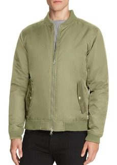 WESC Rush Nylon Bomber Jacket