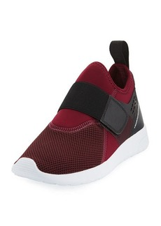 WESC Stretch-Sock Platform Sneaker