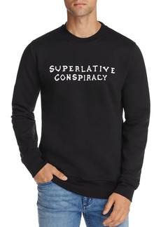 WeSC Superlative Conspiracy Sweatshirt