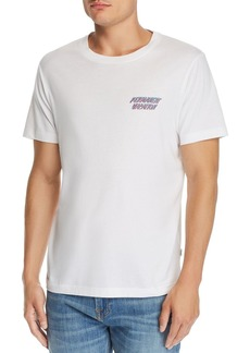 WeSC Vacation Graphic Tee