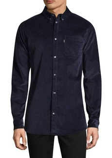WESC Vance Corduroy Button-Down Shirt