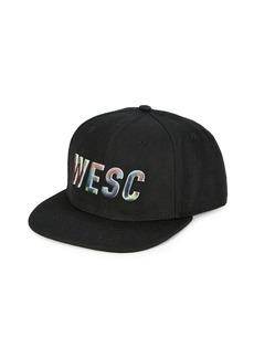 WESC Wool Baseball Cap