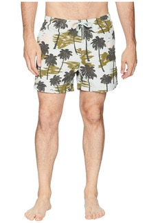 WESC Zack Hawaii Swimshorts
