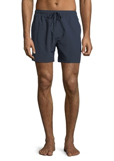WESC Zack Solid Swim Shorts