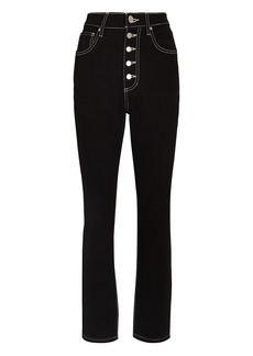 WeWoreWhat Danielle High-Rise Skinny Jeans