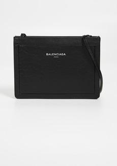 What Goes Around Comes Around Balenciaga Goatskin Shoulder Bag