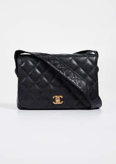 What Goes Around Comes Around Chanel Caviar Shoulder Bag