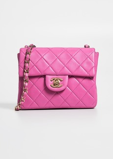What Goes Around Comes Around Chanel Half Flap Mini Bag
