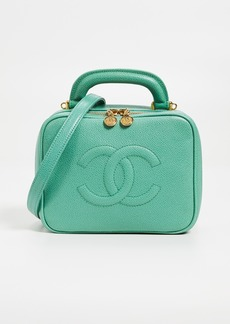 What Goes Around Comes Around Chanel Lunch Box Vanity Bag