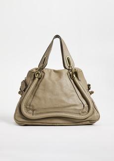 What Goes Around Comes Around Chloe Paraty Medium Shoulder Bag