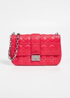 What Goes Around Comes Around Dior Pink Lambskin Miss Dior Medium Bag