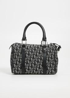 What Goes Around Comes Around Dior Trotter Boston Mini Bag