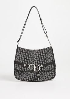 What Goes Around Comes Around Dior Trotter Shoulder Bag