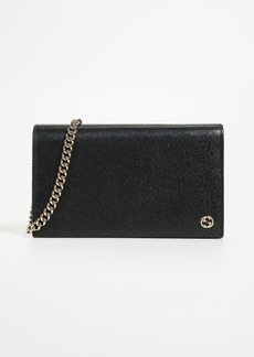 What Goes Around Comes Around Gucci Chain Bag