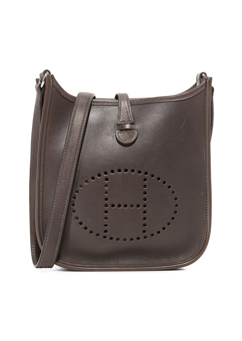 f761c74cd099 What Goes Around Comes Around Hermes Box Evelyne Bag (Previously Owned)