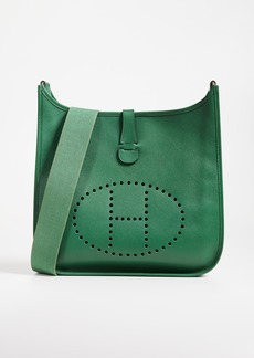 What Goes Around Comes Around Hermes Evelyne GM Bag