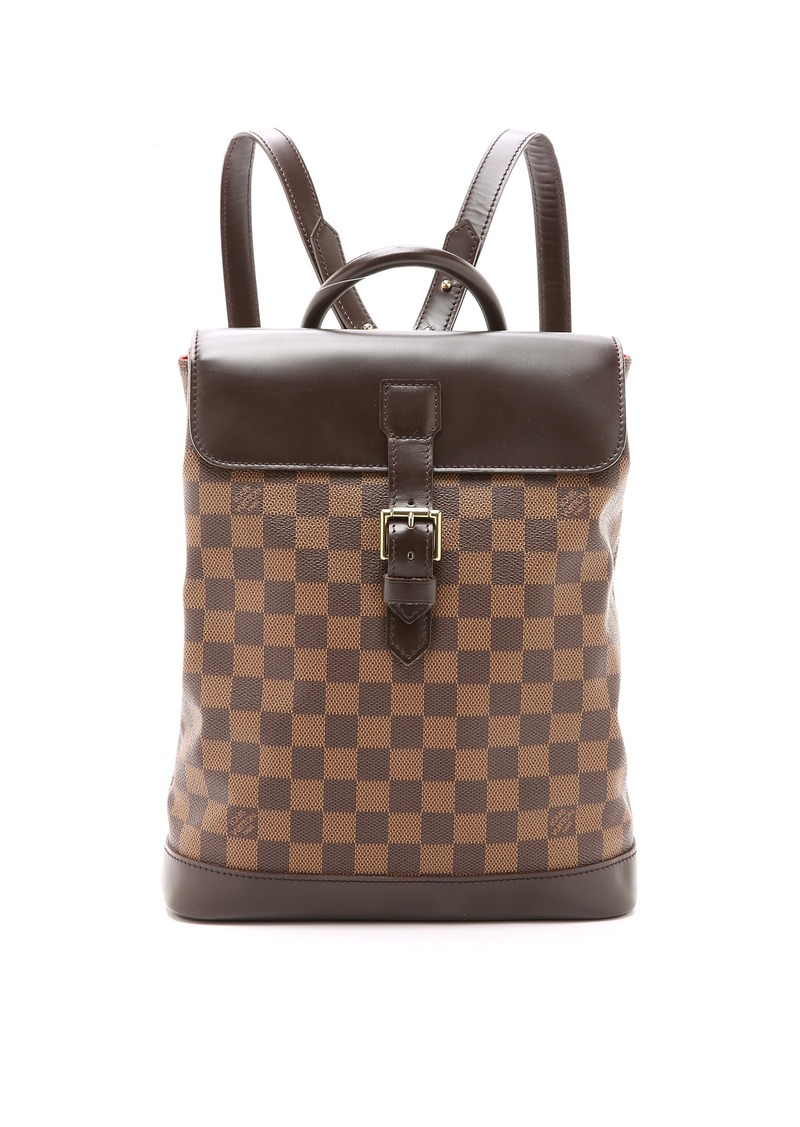 593acf4985a2 What Goes Around Comes Around Louis Vuitton Damier Soho Backpack  (Previously Owned)