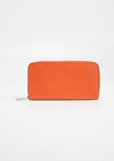 What Goes Around Comes Around Louis Vuitton Epi Zippy Bag