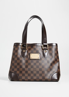What Goes Around Comes Around Louis Vuitton Hampstead PM Tote Bag