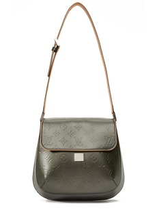 What Goes Around Comes Around Louis Vuitton Vernis Webster Bag (Previously Owned)