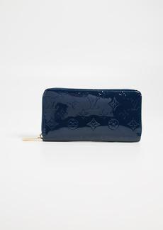 What Goes Around Comes Around Louis Vuitton Vernis Zippy Wallet