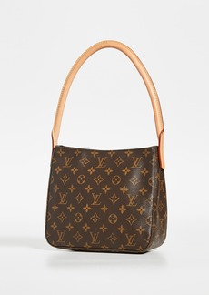 What Goes Around Comes Around LV Monogram Looping Bag