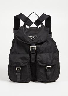 What Goes Around Comes Around Prada Nylon Backpack