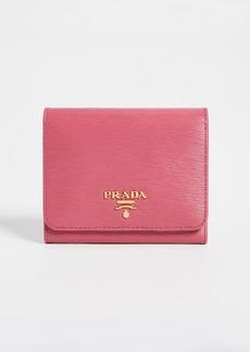 What Goes Around Comes Around Prada Wallet