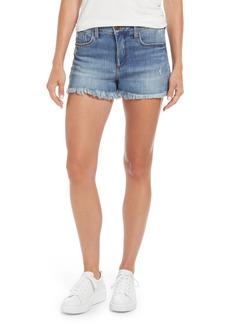 Whetherly Delon High Waist Cutoff Shorts (Medium Orta)