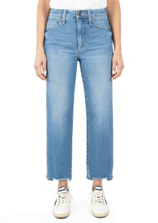 Whetherly James Wide Straight Leg Jeans (Light Kyoto)