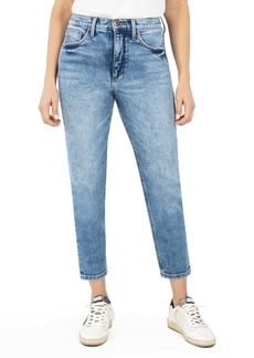 Whetherly Pierce High Waist Straight Leg Ankle Jeans (Vintage Sydney)